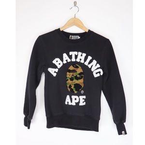 Bathing Ape 1st Camo Sweatshirt